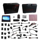 Original Launch X431 V+ PRO3 Wifi/Bluetooth Cars + Heavy Duty Truck Diagnostic Adapter