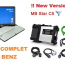 Tester Auto Mercedes Benz MB STAR 2017 XENTRY SD Connect Compact C5 + Laptop (LIMBA ROMANA) + Vediamo