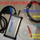 Tester Auto Profesional CDP OKI Chip Japan v2013/2014 multimarca pentru Turisme si Camioane
