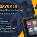 Autel MaxiSys MS919 Advanced MaxiFlash 5-in-1 VCMI Osciloscop, Reparatii Asistate, Programare ECUECU