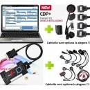Auto~Com 2 Bluetooth NEW Cdp+ v.2018 - Tester auto Profesional Turisme si Camioane + Laptop Dedicat Diagnozei !