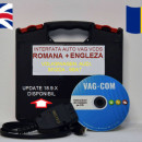 Cablu interfata diagnoza auto gama Vag 18.9 Pro Limba Romana, Maghiara, Engleza, Germana Full Chip Data 100%