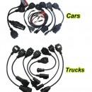 Cabluri Adaptoare utilizare Autocom pentru Autoturisme si Camioane