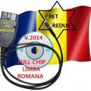 VCDS 14.10 in Limba Romana cu Atmega + Ft232rl chip BEST QUALITY !