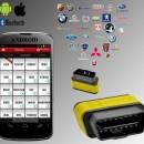 Interfata Diagnoza Auto Profesionala Launch X431 Easy3.0 Xdiag Pro 2019 Tester Auto Diagnoza Android (Telefoane&Tablete)