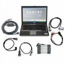 Interfata diagnoza Mercedes Benz STAR C3 v.2015 + Laptop Dell 630 - Kit Service