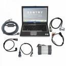 Interfata diagnoza Mercedes Benz STAR C3 v.2015 + Laptop Dell 630 - Kit Service