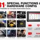 Original Launch X431 PROS V5.0 Generatia II Codare ECU, Programari, Functii Online, Update 24 Luni !