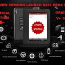 Promotie !! Original Launch X431 V+ PRO4 V.2020 Wifi/Bluetooth Tableta Toughbook 10.1'' Tester Auto Profesional Service
