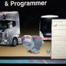 Tester camioane Scania New VCI 3 model v.2017