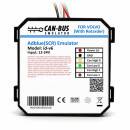 Emulator Adblue camion Volvo Euro 6 Adblue (SCR) Emulator cu Retarder