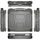 Laptop Militar GETAC B300 I7 4/250 GB Antisoc, Antipraf, Ultra Rugged , Touchscreen Activ, Wifi+BT, HDMI, PCMCIA, Express Card 54