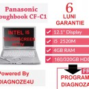 Laptop Panasonic Toughbook CF-C1, Intel Core i5