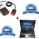 Pret INEGALABIL: Delphi DS150e Noul VCI+ 2014.02 Tester Multimarca + Laptop Dedicat Diagnoza Auto + Autodata
