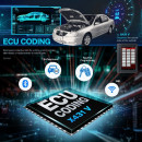 Best Deal ! Launch X431 V 8 inch PRO3 KIT Diagnoza Profesional, Tester Auto Multimarca Profesional- 100% Original Launch