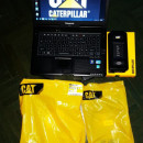 Diagnoza CAT3 OEM CATERPILLAR - Utilaje, Tractoare, Taf, Excavatoare - Aparat original dedicat, Laptop Panasonic militar inclus in pret