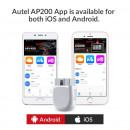 Interfata diagnoza Vw Bluetooth OBD2 MaxiAP AP200 full software Volkswagen