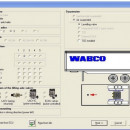 Interfata WDI WABCO DIAGNOSTIC KIT EU Version pentru Remoci, Semiremorci, Camioane, Autobuze