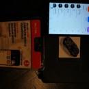 Kit Tester Diagnoza Auto Autel Light Easydiag MaxiAP Bluetooth OBD2 12V Turisme si Autoutilitare