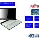 "Laptop Touchscreen Fujitsu T901 Touch IPS 13.3"" I5/8GB/320GB, USB 3.0, 3G"
