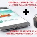 Launch GOLO4 X-Diag PRO Android Bluetooth OBDII +Tableta Android 2019/2020: Tester Auto Profesional Turisme