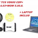 NOU !!! TCS KTS VD600 Pro 2016 + Laptop in Limba ROMANA (Masini si Camioane) = Tester Profesional Auto Universal (WOW v.2016)