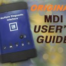 Tester Original 100% GM MDI (Multiple Diagnostic Interface) pentru gama GM