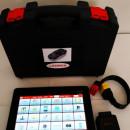 Kit Tester Auto Launch Original Dbscar5 + Tableta Launch originala V 10.1' ultima versiune update la zi