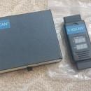 Tester profesional verificare port diagnoza OBD2 - VXSCAN N2 Comunicatie K-line, CAN L si CAN H