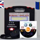 VAG COM VCDS 17.8 Full chip Pro Version - Quality A, Atmega Chip Versiune 2017 ! Promotie Limba Romana/Engleza !!