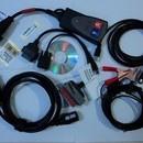 Interfata, Tester, Diagnoza Peugeot si Citroen - Lexia3 PP200 cu 30 PINI - Versiune economica