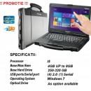 Laptop Militar Toughbook Panasonic I5 Cf-53 Touchscreen Diagnoza Auto Turisme Camioane
