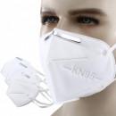 Mască de protecție virus model special S-KN95 / N95 / FFP2 cu o eficiență de filtrare de 95% sau mai mult în aer