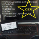 Original CNH DPA5 EST v.2020 pentru gama New Holland Kobelco, CASE, Steyr, Flexicoil, FK, O&K, Laptop Inclus in pret