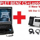 Tester C5 Mercedes Benz MB STAR 2020 XENTRY SD Connect Compact + Laptop (LIMBA ROMANA) + Vediamo