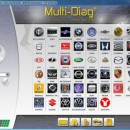 Actia Multi-Diag Access J2534 New 2017/2018 Quality +++ Flx