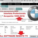 Interfata diagnoza BMW ISTA PRO K+CAN versiune profesionala 2018