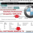 Interfata diagnoza BMW ISTA PRO K+CAN versiune profesionala 2018