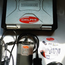 Kit Tester Auto Delfi2 + Laptop Militar Panasonic CF30 Touchscreen + Autodata, Full Instalat Update, PROMO !