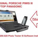 Tester Original Porsche Piwis 3 Tester III PST3 Tester Profesional Diagnoza si Programare v.2019