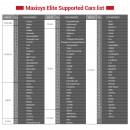 TOP AUTEL MaxiSys Elite Support J2534 ECU Programming Tester Auto Universal PROFESIONAL Original 100%