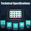 Autel MaxiCOM MK908 - Tester Auto Profesional Universal Diagnoza, Programare, Codare (Update MS908)