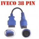 Cablu Iveco Daily 38 pini – OBD2 culoare albastra, cea mai buna calitate