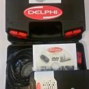 Delphi DS150e VCI+ versiune originala 2014/R3 Tester Multimarca Turisme & Camioane