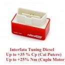 Interfata Chip Tuning 2015 Plug And Play NitroOBD2: creste puterea la masini Diesel