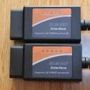 Interfata Diagnoza Universala ELM327 V1.5 (cu 25k80 chip) - Cablu OBD2