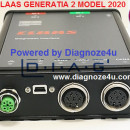 New CLAAS 4 CAN DIAGNOSTIC KIT (CANUSB) Tester profesional de diagnoza model nou