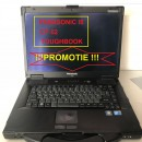 Promotie !!! Laptop Panasonic Toughbook CF-52 Intel Core i5 REFURBISHED GARANTIE