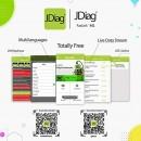 Tester Interfata diagnoza JDiag Faslink M1 IOS & Android