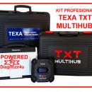 Tester Profesional MAȘINII DE CONSTRUCTII TEXA | TXT MULTIHUB | LAPTOP PANASONIC